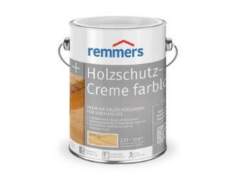 Remmers Holzschutz-Creme farblos, VPE 2.5 Liter