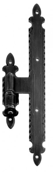 Kreuzband 333 B, 30 x 300 x 4mm / Kegel Ø 12 mm